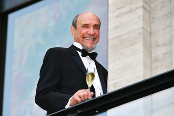 F. Murray Abraham 2017 Metropolitan Opera Opening Night