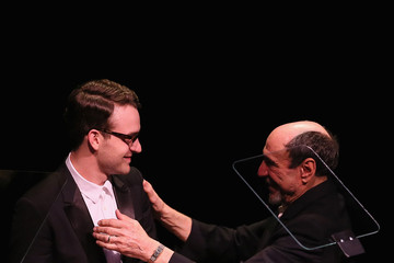 F. Murray Abraham Micah Stock The 30th Annual Lucille Lortel Awards - Show