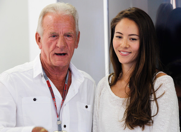 Jessica Michibata in F1 Grand Prix Of Australia - Practice ...