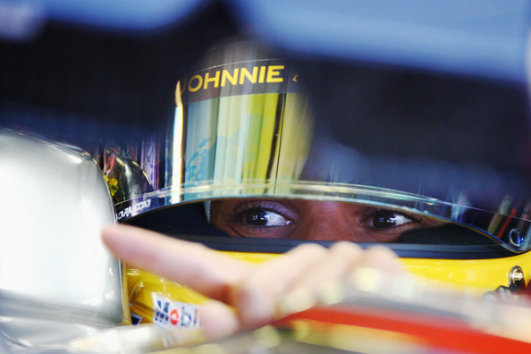 Lewis Hamilton of Great Britain and McLaren Mercedes prepares to drive during practice for the Hungarian Formula One Grand Prix at the Hungaroring on July 24, 2009 in Budapest, Hungary.