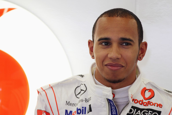 Lewis Hamilton of Great Britain and McLaren Mercedes prepares to drive during practice for the Turkish Formula One Grand Prix at Istanbul Park on May 28, 2010, in Istanbul, Turkey.