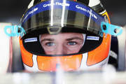 Nico Hulkenburg of Germany and Williams prepares to drive during winter testing at the Circuito De Jerez on February 19, 2010 in Jerez de la Frontera, Spain.