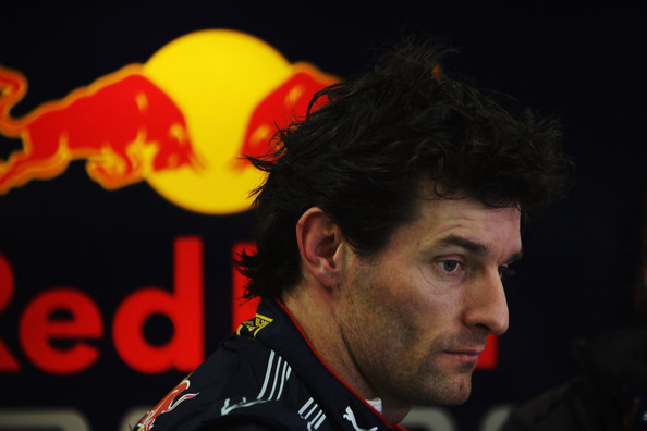 Mark Webber of Australia and Red Bull Racing prepares to drive during Formula One winter testing at the Circuit De Catalunya on February 25, 2010 in Barcelona, Spain.