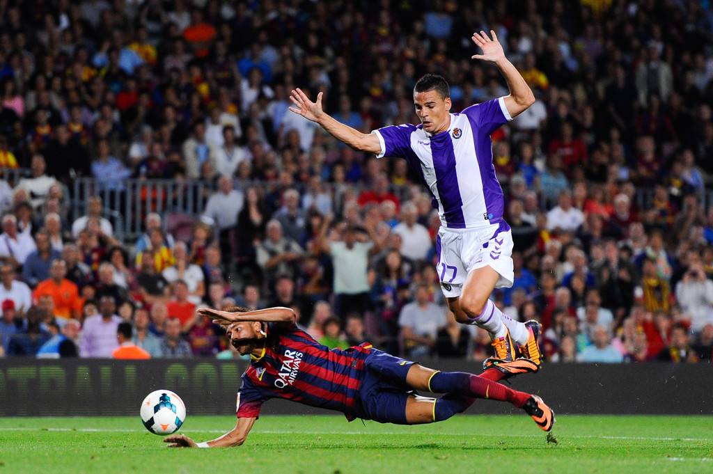 barcelona vs valladolid - photo #13