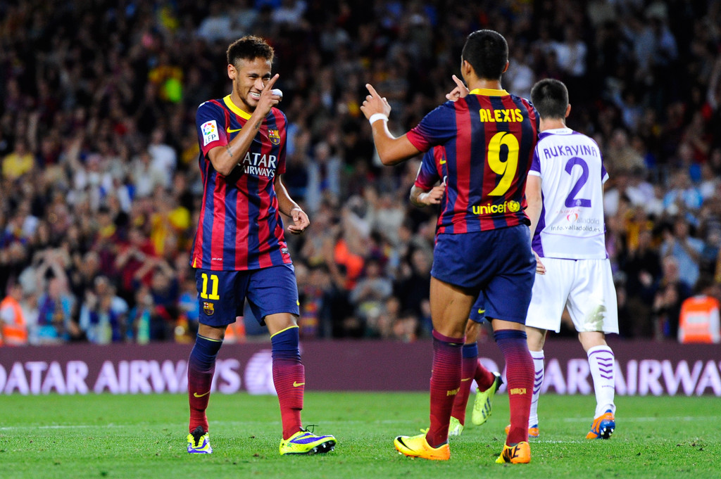 barcelona vs valladolid - photo #30