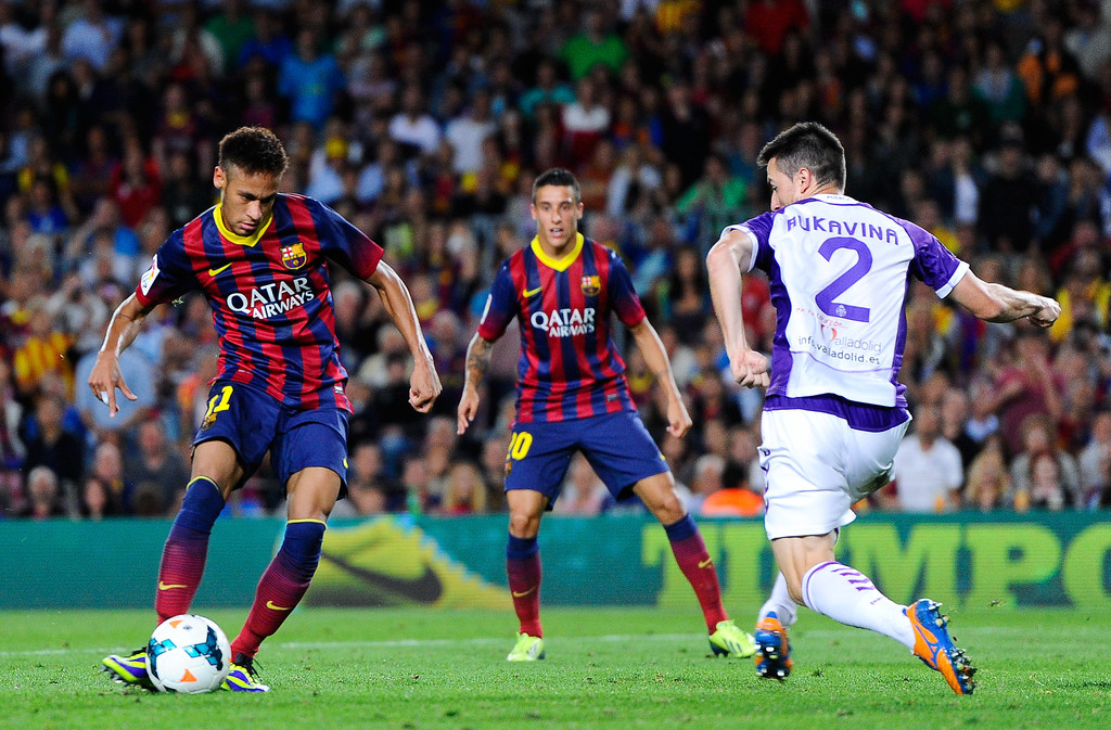 barcelona vs valladolid - photo #23
