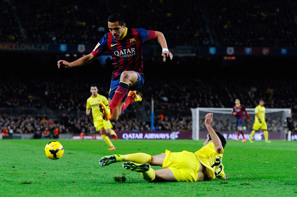 barcelona vs villarreal - photo #6