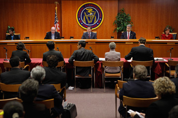 Robert McDowell FCC Meets To Discuss Net Neutrality Rules