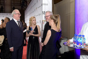 Jeannie Gaffigan and Tracy Letts Photos Photo
