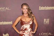 Kym Johnson attends FIJI Water at Entertainment Weekly Pre-Emmy Party on September 15, 2018 in Los Angeles, California.