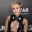 Miley Cyrus Bares Skin in Hollywood