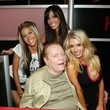 Larry Flynt and Tanya Schafer