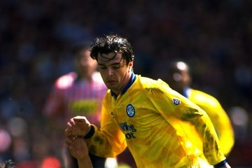 Gary Speed (FILE) Welsh Football Manager Gary Speed Dies At 42