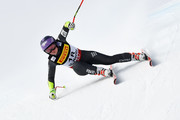 Tessa Worley of France competes during the FIS Alpine Ski World Championships Women's Super-G on February 07, 2017 in St. Moritz, Switzerland