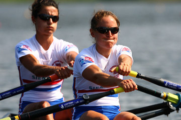 Hester Goodsell FISA Rowing World Championships - Day Six