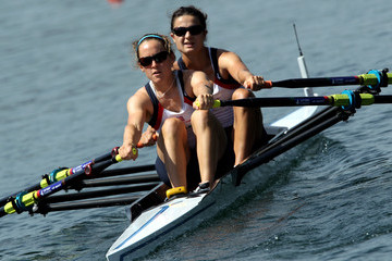 Hester Goodsell FISA Rowing World Cup - Day One