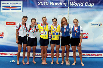 Abelyn Broughton FISA Rowing World Cup - Day Three