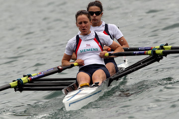 Hester Goodsell FISA Rowing World Cup - Day Two