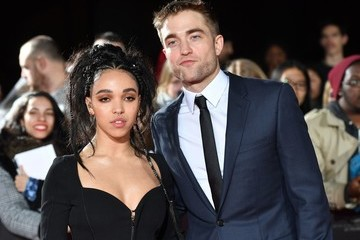 FKA Twigs 'The Lost City of Z' - UK Premiere - VIP Arrivals