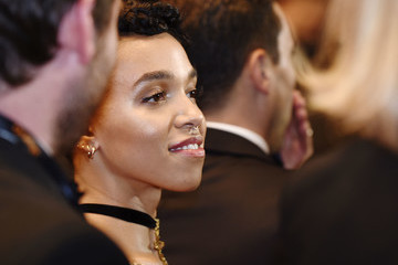 FKA Twigs 'Good Time' Red Carpet Arrivals - The 70th Annual Cannes Film Festival