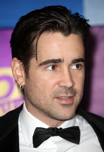 Actor Colin Farrell arrives at the FOX 2010 Golden Globes Party held at