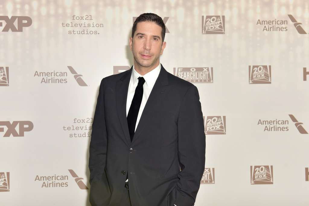 David Schwimmer Photos Photos - FOX And FX's 2017 Golden ...