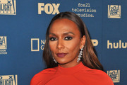 Janet Mock attends the FOX, FX and Hulu 2019 Golden Globe Awards After Party at The Beverly Hilton Hotel on January 6, 2019 in Beverly Hills, California.