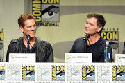 Kevin Bacon and Kevin Williamson Photos Photo