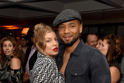 Fergie (L) and Jussie Smollett attend the FOX Summer TCA 2018 All-Star Party at Soho House on August 2, 2018 in West Hollywood, California.