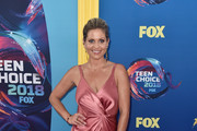 Candace Cameron Bure attends FOX's Teen Choice Awards at The Forum on August 12, 2018 in Inglewood, California.
