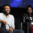 Donald Glover and Brian Tyree Henry Photos
