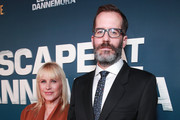 """Patricia Arquette and Eric White attend the FYC event for Showtime's """"Escape At Dannemora"""" at NeueHouse Hollywood on June 05, 2019 in Los Angeles, California."""