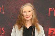 """Frances Conroy attends the FYC red carpet for FX's """"American Horror Story: Apocalypse"""" at NeueHouse Hollywood on May 18, 2019 in Los Angeles, California."""