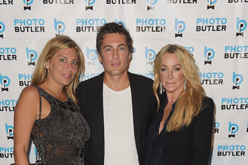 Fabian Basabe Rosario Dawson Hosts The Launch Of Photo Butler At Art Basel With Anna Rothschild And Claudine De Niro