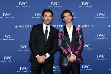 Fabian Cancellara IWC At ZFF Private Dinner 2018