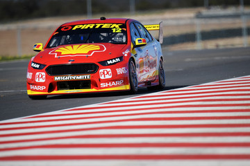 Fabian Coulthard Supercars SuperSprint - The Bend