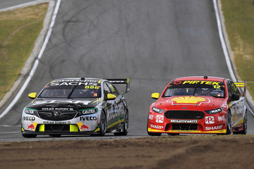 Fabian Coulthard Supercars Perth SuperSprint
