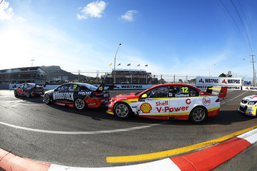 Fabian Coulthard Supercars - Townsville 400