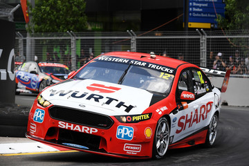 Fabian Coulthard Supercars - Sydney 500: Qualifying & Race 28