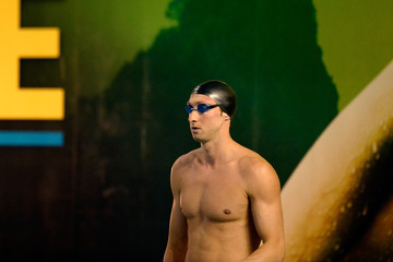 Fabien Gilot French National Swimming Championships - Day 4