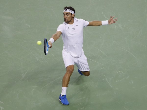 Fabio Fognini Hit With Fine And Suspended Ban Following US Open Tirade