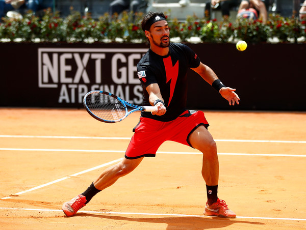 (VIDEO) Day 4 At The Italian Open – Fabio Fognini Has What It Takes To Beat Anyone