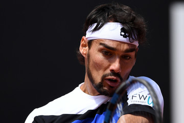 Fabio Fognini The Internazionali BNL d'Italia 2017 - Day Five