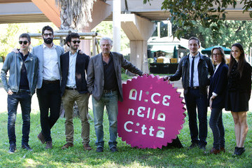 Fabio Mollo Alice Nella Citta' Jury & Winners  Photocall - The 10th Rome Film Fest