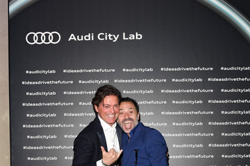 Fabio Novembre Audi City Lab Event