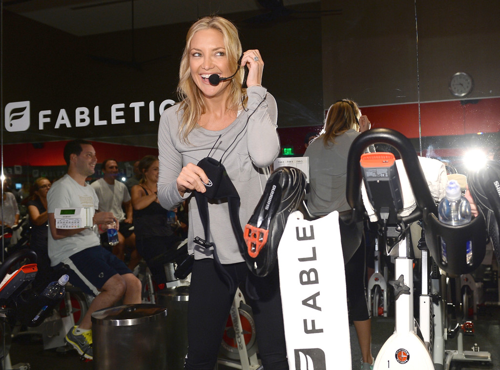 Kate Hudson Launches Sport Collection