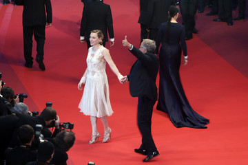 Fabrice Luchini 'Slack Bay (Ma Loute)' - Red Carpet Arrivals - The 69th Annual Cannes Film Festival