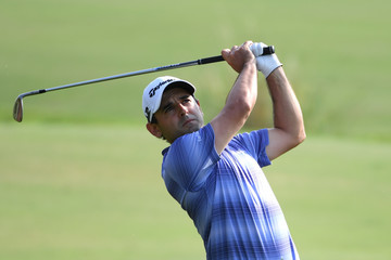 Fabrizio Zanotti DP World Tour Championship - Day One