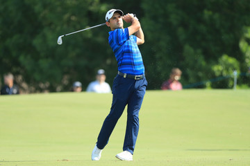 Fabrizio Zanotti DP World Tour Championship - Day Two