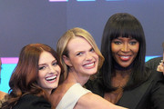 Wednesday: Lydia Hearst, Anne V., and Naomi Campbell - The Week In Pictures: March 07, 2014